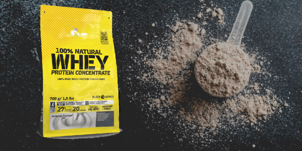 whey oritein powder with whey protein concentrate brand picture